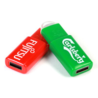 25 X Coloured 4GB Glide USB Flash Drives