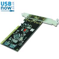 Best Connectivity M256 PCI Serial ATA Host (adds 2 internal SATA