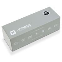 Black Power Bank Deluxe