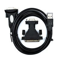 USB to RS232 Cable (9 & 25 Pin Cable)