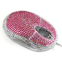 Satzuma USB 2.0 Diamante Mouse