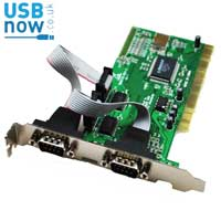 Best Connectivity M254 PCI - Serial 2 Port